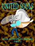 United Souls Issue 4 Cover by EliseLowing
