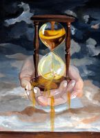 Hourglass by wflead