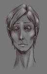Just a Face by TouchedbyDragons
