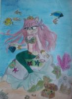 Ma sirene my mermaid by Oh-Life