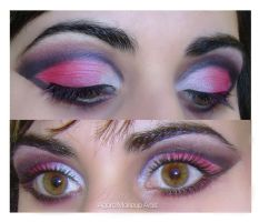 Pink Valentine by AgoraMAKEUPArtist