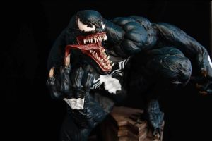 playing with venom gif by fiendy