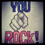 You Rock! by Doodeler