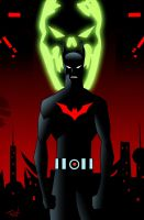 batman beyond by TraiN8