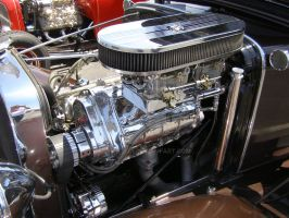 Supercharged Chevy 6 Goodness by Jetster1