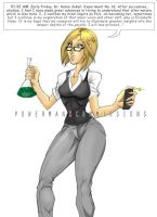Dr. Helen Jekyll by powerman2000