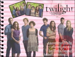 Twilight Wallpaper by vaLeryaDesigns
