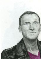 The Ninth Doctor by Sock-Monkey-Renegade