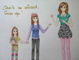 Grow up by MagiaWody07