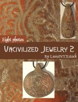 Uncivilized jewelry, set 02 by LunaNYXstock