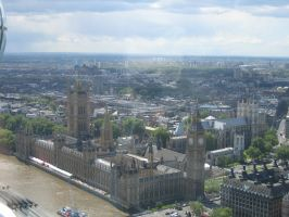 From the London Eye by wkdown