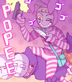 Popee by wolfifi
