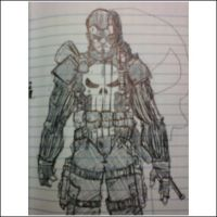 Warzone PUNISHER by castlehoff