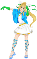 Belated Gift: OC Tenshi for Puddi-Puddi :3 by Triple-A-XD-XP