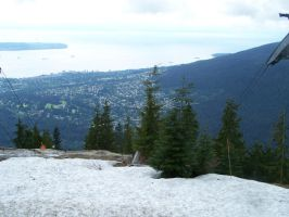 Grouse Mountain 2 by mredhawk