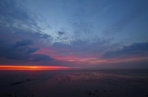 Northsea Sunset Part 1 by zergy79