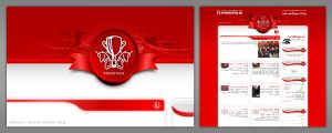 FC-Perspolis-WebSite by NAVIDRAHIMIRAD