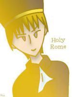 Holy Rome~ by DoveShadow56