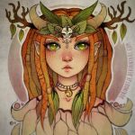 Nature Elf by Dorinootje