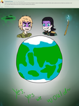 Q5: TAKE OVER THE WORLD! by Ask-LokiAndEngland