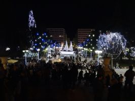 Syntagma Square - Untouched by woodsman2b