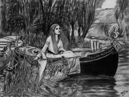The Lady of Shalott by PMucks