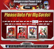 Vote for my Power Cards by egallardo26