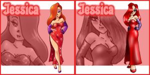 Patch Redux: Jessica by Street-Angel