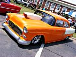 55 Blown Bel Air by JeremyC-Photography