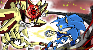 :Collab:Golgotha VS Sky by Fly-Sky-High
