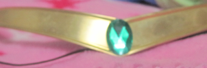 Sailor Jupiter's Tiara by FlyingPrincess