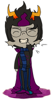 HAPPY ERIDAN by GlowStick-Parade