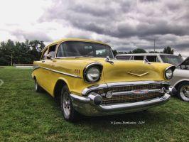 1957 Chevy by jim88bro