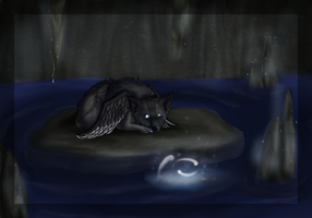 Cave whispers by Limeclaw