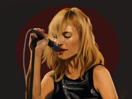 Emily Haines by FGreyCoyode