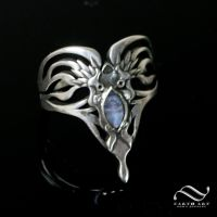 Arch Angel Tyrael Ring _ Diablo Game by mooredesign13