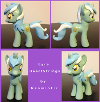Lyra HeartStrings by Nsomniotic