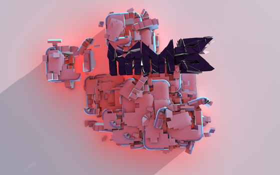 Pink MMB Placard by Ty-Calibre