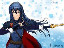 Lucina by Deonosis