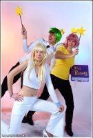 Fairly Odd Parents cosplay by Oloring