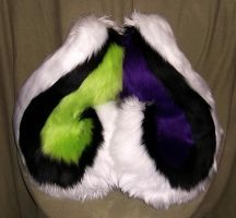 More husky tails! - SOLD by AcrotomicStudios