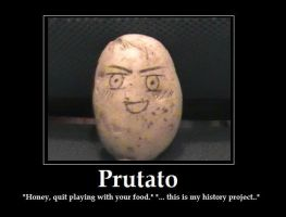 The Prutato by strawberryelric