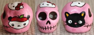 Sanrio Skull 11 by angelacapel