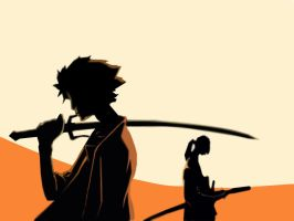 samurai champloo by bloodbrothers