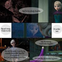 32 Frozen Guardian [Jack Frost x Elsa] by angeltorchic