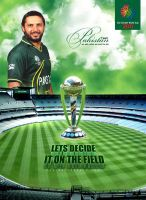 Cricket World Cup 2011 by 475
