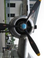 B-25 Engine by cam-stock