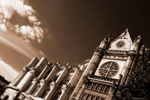 Paroisse Saint-Eustache by tears-of-the-devil