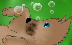 Bubbles by Death-Warrior8
