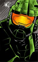 Master Chief by Baldwin2506